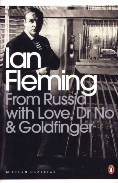 FROM RUSSIA WITH LOVE, DR NO AND GOLDFINGER