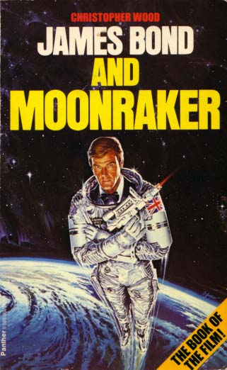 JAMES BOND AND MOONRAKER