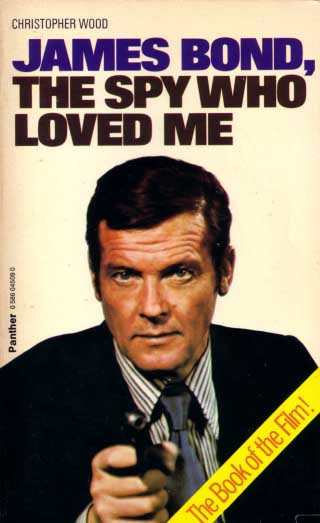 JAMES BOND, THE SPY WHO LOVED ME